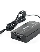 Meind Universal Laptop Adapter 100w com 8 dicas dupla utilização no carro e em casa