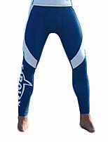 Homens Passeios de barco Resistente Raios Ultravioleta Elastano Terylene Fato de Mergulho Anti Atrito Calças-Natação Praia Surfe Esportes