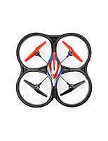 Drone WL Toys V333 4 Canaux 6 Axes - Eclairage LED Auto-Décollage Sécurité Intégrée Mode Sans Tête Flotter Avec CaméraQuadri rotor RC