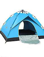 3 a 4 Personas Tienda Carpa para camping Tienda de Campaña Automática Mantiene abrigado para Camping y senderismo CM Otros Materiales