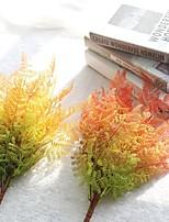 Fake Flowers Micro Handle Fern Leaf Simulation Leaves Simulation Landscape Export Wall Of Indoor Plants