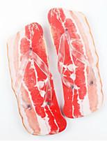 Men's Slippers & Flip-Flops Comfort PVC Summer Casual Comfort Ruby Flat
