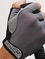 Sporthandschuhe Unisex Fahrradhandschuhe Frühling Sommer Fahrradhandschuhe tragbar Atmungsaktiv Schützend Schweißableitend Langlebig