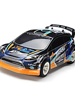 WL Toys A242 Car 1:24 Brush Electric RC Car 35 2.4G 1 x Manual 1 x Charger 1 x RC Car