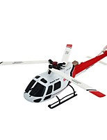 Helicóptero com CR 6 Canais 6 Eixos 2.4G -