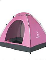 3-4 personnes Sac de Voyage Tente pliable Tente de camping Fibre de Verre Garder au chaud