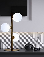 Nordic Modern Simple Three Round Ball Led Eye Decoration Lamp