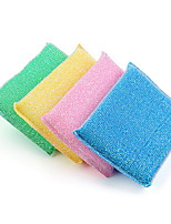 Strongly Decontamination Sponge Double-sided Clean Dishwashing Wipes