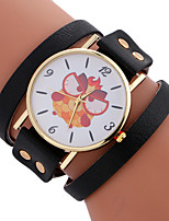 Fashion Casual Unique Luxury Charm Elegant Leather Band Watches Quartz Watch Women Wristwatches Relogio Feminino Clock Bracelet Watch