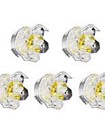 LED a incasso Bianco caldo Cristallo