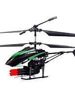 WLToys V398 Cool Missile Launching 3.5CH RC Remote Control Helicopter With Gyro Quadcopter