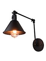 AC 100-240 AC 110-130 4 E26/E27 Rustique Antique LED Peintures Fonctionnalité for LED Ampoule incluse,Vers le Bas Applique murale