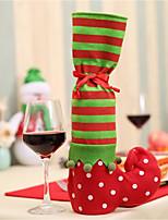Tecido Não Tecido Decorações do casamento-1 Peça Halloween Aniversário Recém-Nascido Festa Festa/Noite Festa/Eventos Natal