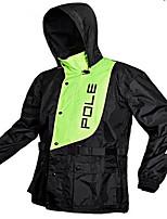 Fashion Sports Motorcycle Riding Clothes Rainproof Yupi Raincoat Rain Pants Split Suit