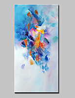 Large Size Hand-Painted Modern Abstract Oil Painting On Canvas Wall Art Picture For Home Decoration No Frame
