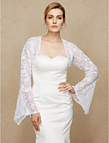 Women's Wrap Shrugs Lace Wedding Party/ Evening Lace
