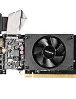 GIGABYTE Video Graphics Card GT730 1800MHz1GB/64 бит DDR3