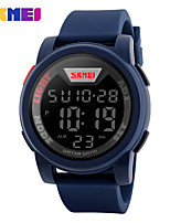 SKMEI Hombre Reloj Deportivo Reloj digital Digital Silicona Banda Negro Azul Verde