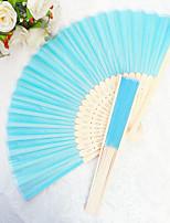 Ventilateurs et parasols-1 Pièce/Set Pièce / Set Cadeaux Utiles Cadeaux Eventail Cadeau créatifThème plage Thème jardin Fleurs /