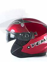 YEMA  627 Motorcycle Helmet Men Winter Electric Car Helmet Women Four Seasons Fog Warm Helmets Helmet