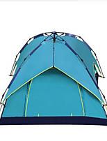 3-4 человека Световой тент Палатка Складной тент Сохраняет тепло Водонепроницаемость Ультрафиолетовая устойчивость для Отдых и Туризм См