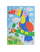Jigsaw Puzzles DIY KIT 3D Puzzles Building Blocks DIY Toys EVA