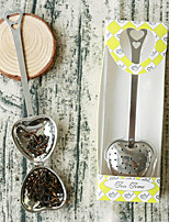 Heart Tea Infuser Gifts Beter Gifts® Life Style / DIY Wedding Favors