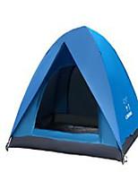 3-4 persone Borsa da viaggio Tenda ripiegabile Tenda da campeggio Satin elastico Tenere al caldo