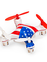 WLtoys V676A 4CH 2.4GHz 6-Axis Gyro 360 Flips Mini Headless Drone RC Helicopter