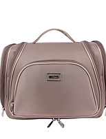 Men Storage Bag Nylon All Seasons Casual Outdoor Flap Zipper khaki Black