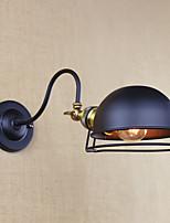 AC 220-240 AC 110-130 40 E26/E27 Simples Retro Regional Pintura Característica for Estilo Mini Lâmpada Incluída,Luz de Baixo Luz de parede