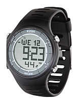 Women's Men's Sport Watch Digital Rubber Band Black Blue Red