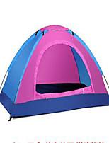 1 personne Sac de Voyage Tente pliable Tente de camping Satin Elastique Matériel water proof Portable