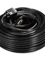 VGA Cable, VGA to VGA Cable Male - Male 30.0m(90Ft)