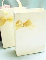 12 Шт./набор Фавор держатель-Кубический КартонКоробочки Мешочки Сувенирные шкатулки Горшки и банки для конфет Упаковка и коробки для