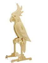 Puzzle Kit fai-da-te Puzzle 3D Modellini di metallo Costruzioni Giocattoli fai da te Con animale Lengo naturale