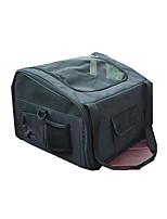 Cat Dog Carrier & Travel Backpack Pet Carrier Portable Breathable Solid Purple Black