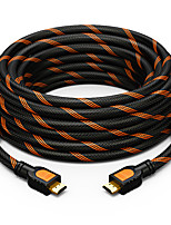 SAMZHE  -8808  HDMI 2.0 Cable HDMI 2.0 to HDMI 2.0 Cable Male - Male Gold-plated copper 8.0m(26Ft)