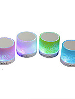 302C Bluetooth Card Audio LED Colorful Lantern Card Plug Speakers Notebook Audio