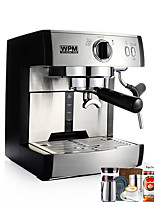 Coffee Machine Pump Pressure Semi-automatic Health Care Upright Design Reservation Function 220V