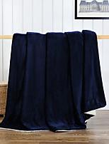 Super Suave Sólido 100% Micro Fibra cobertores