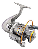 Fishing Reel Bearing Spinning Reels 5.2:1 13 Ball Bearings Exchangable Freshwater Fishing Lure Fishing General Fishing Trolling & Boat