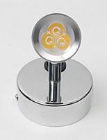 3 Интегрированный светодиод LED Хром Особенность for Светодиодная лампа,Рассеянный настенный светильник