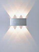 6 LED Intégré LED Fonctionnalité for Style mini,Eclairage d'ambiance Applique murale
