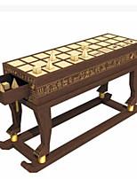 Пазлы 3D пазлы Строительные блоки Игрушки своими руками Квадратный Замок