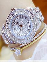 FemmeMontre Habillée Montre Tendance Montre Bracelet Bracelet de Montre Unique Creative Montre Montre Décontractée Montre Diamant
