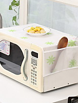 Transparent Printing Waterproof Microwave Oven Cover