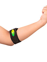 Elbow Strap / Elbow Brace for Cycling Casual Badminton Basketball All Moisture Wicking Breathable Sport Casual Nylon 1pc
