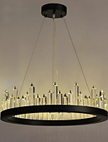 Lampe suspension 40w, caractéristique de peinture traditionnelle / classique pour mini style bois / bambou salon / chambre / salle à