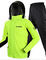 Motorcycle Raincoat Male Electric Car Split Raincoat Outdoor Fashion Adult Raincoat Trousers Suit Riding Clothes